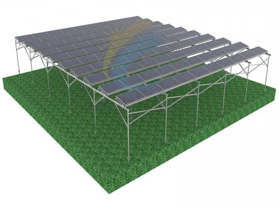 Agricultural Solar Mounting
